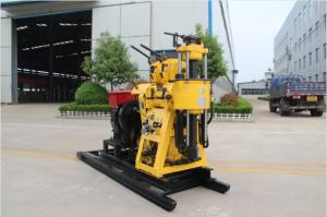 China 100m Multi Purpose Hydraulic Core Drilling Machine , Water Well Drilling Rig on sale