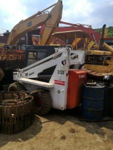 China used Backhoe loader mini bobcat for sale 2012 s130 s160 made in original UK located in china on sale