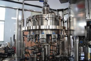 China セリウム|ISO の自動ガラス ビン ビール充填機のステンレス鋼の飲料の詰物 on sale