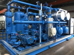 China Industry Hydrogen Recovery Unit Ammonia Plant For Methanol Production on sale