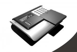 China Addressable Burglar Alarm Control Panel ,16 zone wireless and 8 zone wired on sale