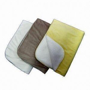 China 2-ply Baby Velboa Blanket with E Stitch Edge on sale