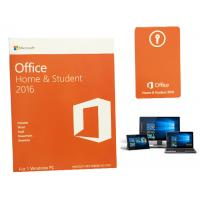 Full Language Retail Version Windows 10 Microsoft Office 2016 HS OEM 64 Bit