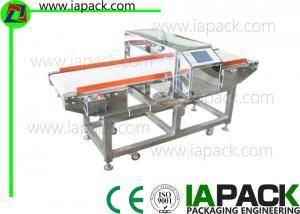 China Waterproof Metal Detector Machine 30 m/min HACCP Certification on sale