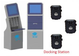 China Vertical Wireless Docking Station With Management Software Easy Operating on sale