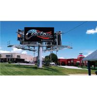 China P10mm Outdoor LED Display Fixed, Full Color IP65 Waterproof Video Wall 6500 nits Billboard for Advertising on sale
