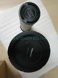 China Reliable Fuel Oil Filter , 600-185-4100 Komatsu Air Filter Waterproof on sale