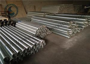 China ISO9000 Approved Johnson Wire Screen Low Carbon Steel Galvanized Material on sale