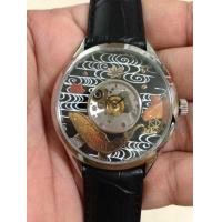 China Vacheron Constantin Men's Art Skeleton Automatic Watches Swiss Mot. Limited Edition on sale