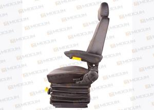 China 45 - 178 Degree Angle Dumper / Excavator Seats Bulldozer Seats 620 * 590 * 1100mm on sale
