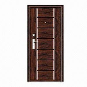 China Steel Door, for security on sale