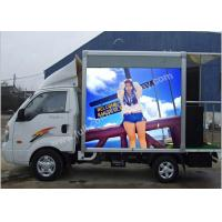 UV Resistant Led Mobile Display , Vehicle Led Display Easy Operation