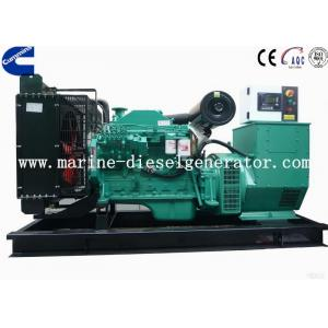 China 125KVA 100KW Cummins Diesel Generator With DC24V Electric Starting on sale