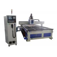 Oscillating Knife CNC Leather Cutting Machine ATC CNC Router High Working Efficiency