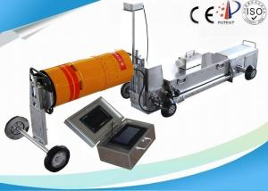 China Non Destructive Tesing Industrial Pipeline Crawler X Ray Machine Medium Control on sale