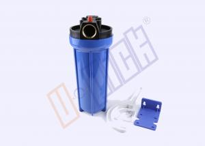 China High Capacity PP Filter Housing / Big Blue Filter Housing In RO System Parts on sale