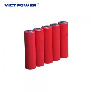 China 3300mah 3.7v Rechargeable 18650 Lithium ion Batteries for Electric bike Lithium Battery NCR18650GA on sale