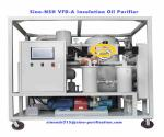 Sino-NSH VFD Series Vacuum Insulation Oil Purifier For Transformer Oil