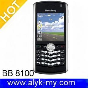China 100% unlock original Blackberry 8100 on sale