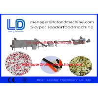 China Pet food pellets processing machine , Chewing / Jam center pet food Making Machines on sale