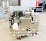 Forming Shaping Machine for Crispy Biscuit Egg Roll with capacity 13pcs/min, Stainless Steel Egg Roll Machine