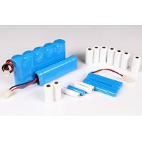 800mAh 1.2V AAA Regular Battery for Emergency Light Nicd Battery Pack