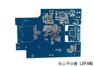 China RoHs UL Multilayer PCB Board Multi Game Pcb Board For Screen 119 * 90 Mm on sale