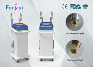 China MRF SRF Micro needle facial micro needling devices thermage cpt skin rejuvenation machine on sale