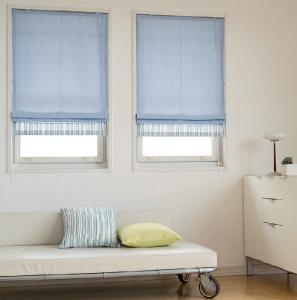 China Fabric Windows Shades Blinds  on sale
