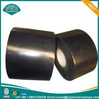 China Water Pipe Coating Butyl Rubber Tape High Tension Strength high peel adhesion on sale
