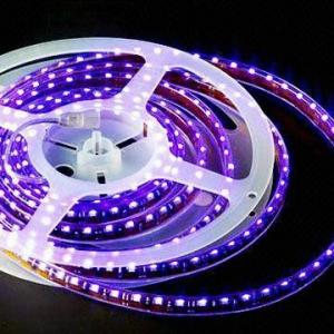 China Long life Waterproof SMD 3528 RGB remote control led lights strips DC 12V 5M on sale