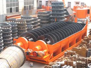 China Spiral Classifier Sprial Separator Factory for Mineral Iron Ore dressing on sale