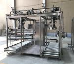 Ketchup SUS304 1000kgs/h Aseptic Filling Machine