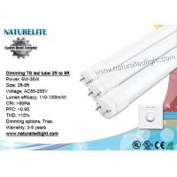 Triac Dimming T8 LED Tube 2ft to 8ft 6W to 36W for Home and Commercial Lighting