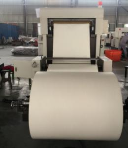 Quality High Speed Roll Paper Flat Bed Die Punching Machine FDC920 280 - 320 times/min for sale