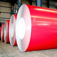 China G3312 , SGLCC  pre painted galvanized steel sheet , color coated  steel coil on sale