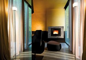China High Efficiency Wood Stove Insert, Modern Wood Burning Fireplace Inserts on sale