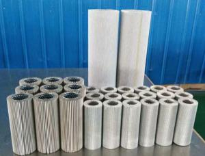 China Stainless steel 304 Sinter wire mesh filter with protect layer on sale