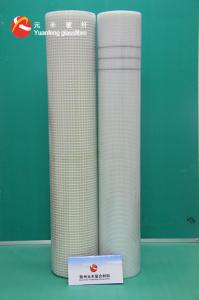 China Fiberglass mesh Insulation system and reinforcement of internal cement plaster and waterproof coatings on sale