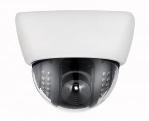 China High Resolution Night Vision Dome Camera With Metal Hosing Shell on sale