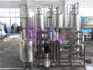 China 1000LPH Water Treatment System 4 Housings 5kg Pressure Resistance on sale