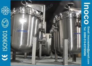 China BOCIN CE stainless steel filter with multi-bags system for water treatment on sale