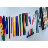 China Durable Various Shape Wire Cable Ties , 1 / 2 Wide Custom  Cable Ties on sale
