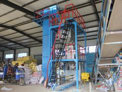 China Fertilizer Blending Processing Machinery from Q.H.D Sannong Modern Mechanical Co., Ltd on sale
