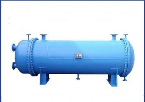 China Shell Tube Industrial Plate Type Heat Exchanger For Heat Transfer Equipment on sale