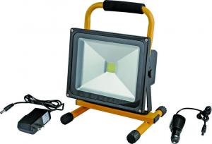 China stronger package Portable rechargeable led flood light manufacturer on sale