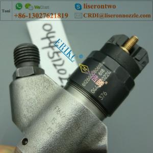 China pressure injector 0445120224; diesel engine injector 0 445 120 224 on sale