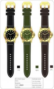 China Thick Celebrity Bronze Mens Watches Time Display / Window Date Display on sale