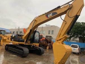 China Second Hand Caterpillar 325D Excavator , Caterpillar Used Mini Excavator on sale
