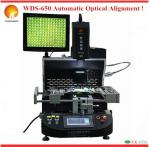 Automatic Mobile Phone BGA Rework Station Optical Alignment systerm three temperature zone